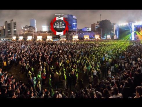 Revive en fotos lo mejor del Festival 'Día del rock peruano'
