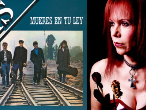Fiorella Cava regresa con relanzamiento de 'Mueres en tu ley' en formato digital, CD y vinilo