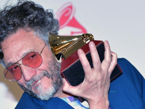 Fito Páez ganó el Grammy Latino por Mejor Canción de Rock por 'Tu vida, mi vida'