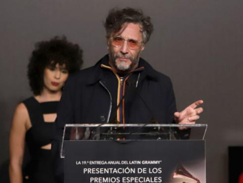 Fito Páez anuncia el inicio de las grabaciones de su nuevo disco