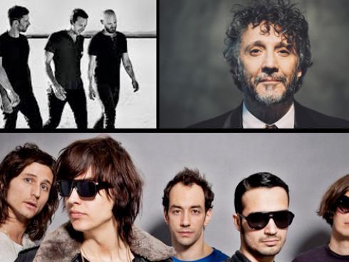 Fito Páez, Coldplay y The Strokes nominados a los Latin Grammy 2021