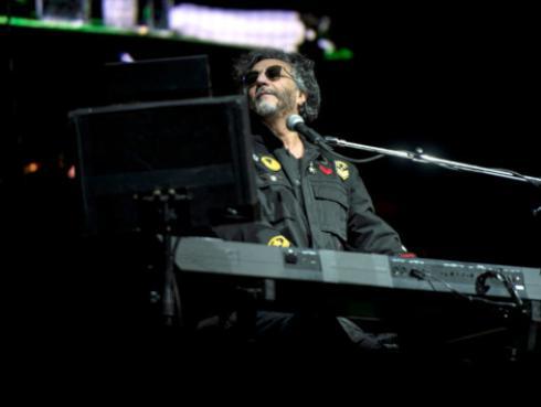 Fito Páez dará concierto gratuito en Argentina