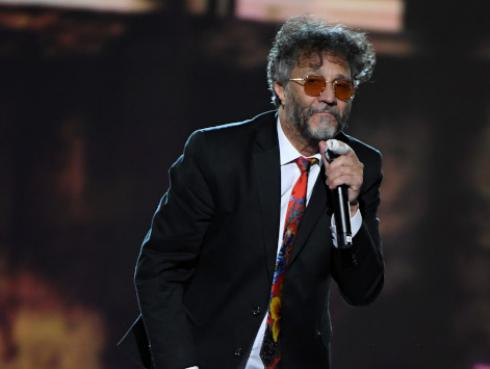 Fito Páez estrenó 'Resucitar', el primer adelanto de su próximo disco