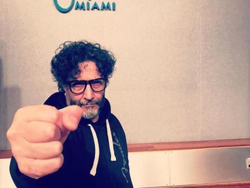 ¡Fito Páez habló en exclusiva con Radio Oasis!