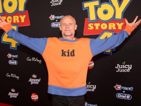 Flea, bajista de Red Hot Chili Peppers, lanzará un libro autobiográfico