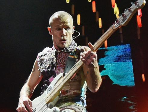 Flea, de Red Hot Chili Peppers, fue la voz de Donnie en la serie animada 'Los Thornberrys'