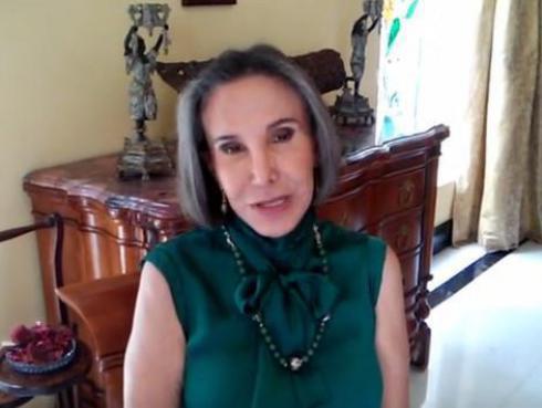 Florinda Meza estrenó canal en YouTube recordando a 'Chespirito' [VIDEO]
