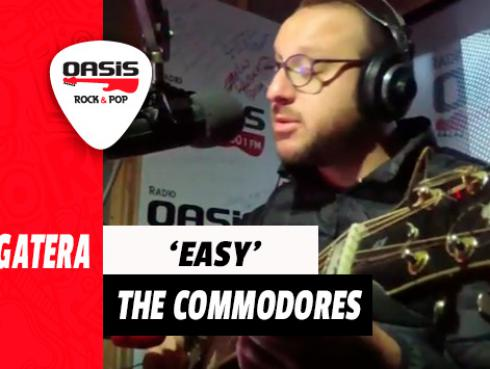 #Fogatera: El Marshall interpretó 'Easy', de The Commodores [VIDEO]