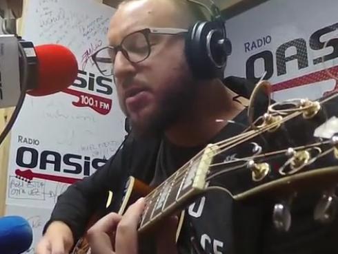 #Fogatera: El Marshall interpretó 'You Got It', de Roy Orbison