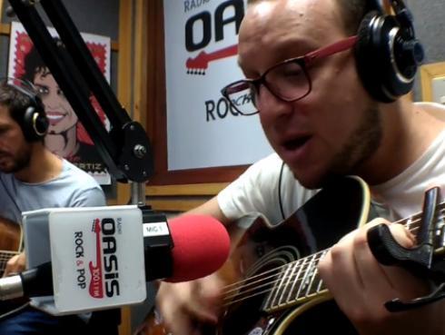 #Fogatera: El Marshall y Piccini interpretaron 'A dónde van' de Rafo de la Cuba