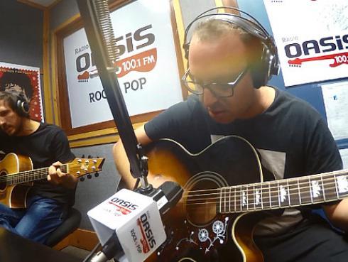 #Fogatera: El Marshall y Piccini interpretaron el tema 'No me meto' de Turbopótamos [VIDEO]