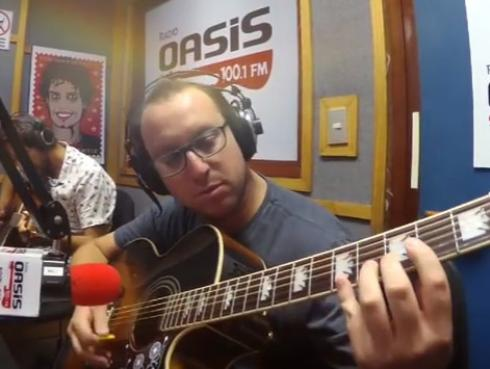 #Fogatera: El Marshall y Piccini interpretaron el tema 'What's Up' de 4 Non Blondes [VIDEO]