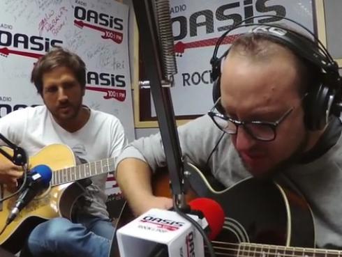 #Fogatera: El Marshall y Piccini interpretaron 'Friday I'm In Love', de The Cure