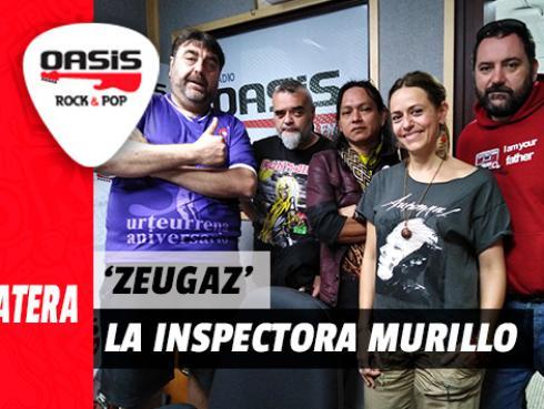 #Fogatera: Itziar Ituño, de La Casa de Papel, interpreta 'Zeugaz', de Ingot [VIDEO]