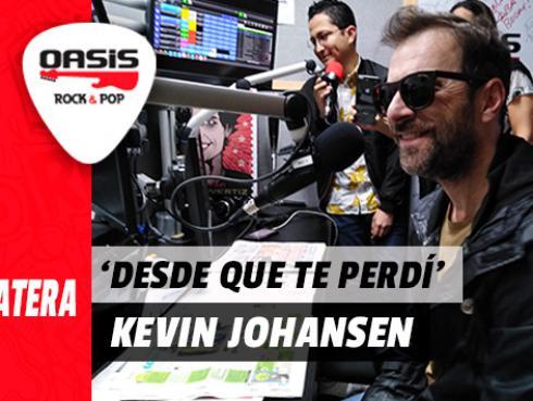 #Fogatera: Kevin Johansen llegó al Oasis e interpretó su canción 'Desde Que Te Perdí' [VIDEO]
