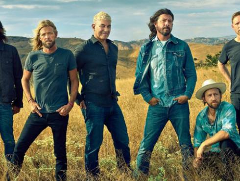 Foo Fighters se reinventa con 'Concrete and Gold', su nuevo disco [VIDEOS]