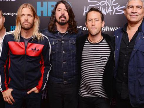¡Confirmado! Foo Fighters grabará nuevo disco en 2017