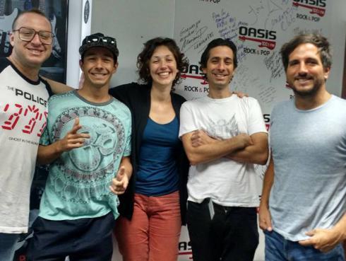 Francois Plegau y Mariano Palacios de Laguna Pai listos para la primera parada del Selvámonos [VIDEO]