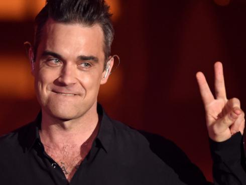 Robbie Williams y su obsesión por los ovnis