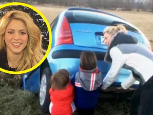 ¿Fue un accidente de auto lo que sufrió Shakira? ¿Qué pasó en realidad?