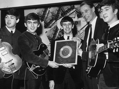 Los Beatles perdieron a su 'quinto' integrante: Descansa en paz, George Martin
