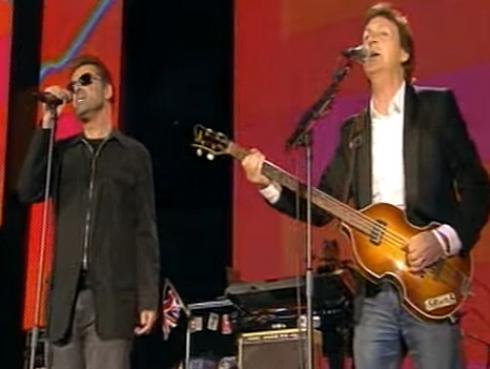 George Michael y sus inolvidables colaboraciones con iconos de la música [VIDEOS]