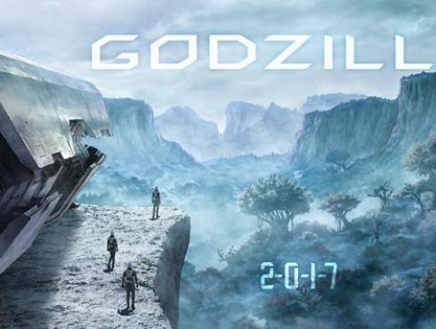 Godzilla vuelve de la mano de Netflix, pero como anime