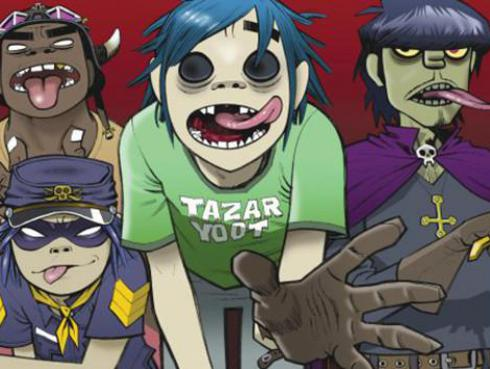 Gorillaz alista reedición en vinilo de 'Demon days' [VIDEO]
