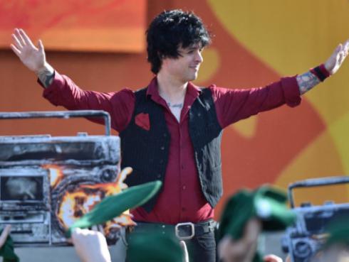 Las conmovedoras palabras de Billie Joe Armstrong sobre el rock & roll