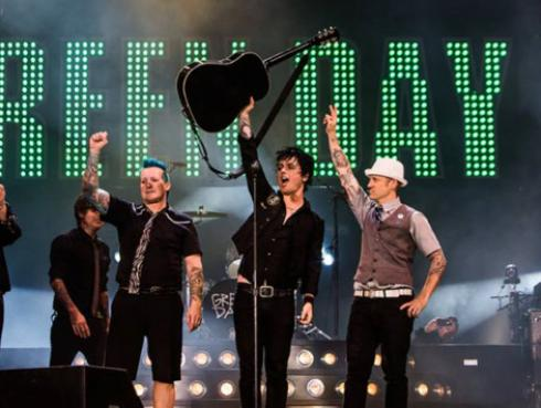Green Day tocará en el estadio de San Marcos para que Perú juegue en el Nacional