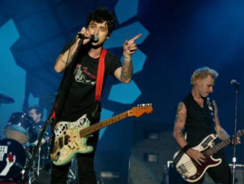 ¡Green Day vuelve a Lima para un concierto en el estadio Nacional!
