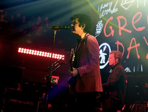 Green Day: la banda lanzó Otis big guitar mix, su nuevo EP sorpresa