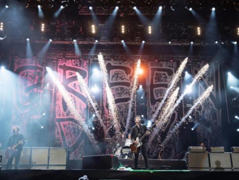 Green Day publicará su nuevo álbum en febrero del próximo año