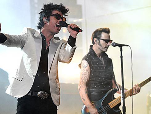 Green Day realizó emblemática presentación en los American Music Awards 2019