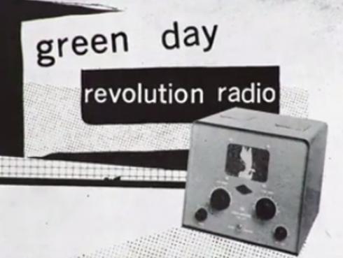 ¡Green Day lanzó nuevo tema! Escucha 'Revolution radio' [VIDEO]