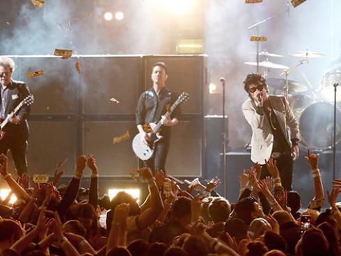 Green Day suspende fechas de su gira por Europa