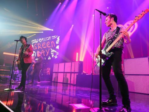 Green Day: vocalista de The 1975 asegura haber cantado junto a la banda