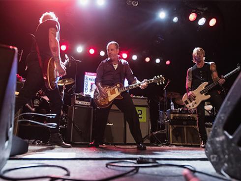 Guitarrista de Pearl Jam agradece valiosa oportunidad que le dio Red Hot Chili Peppers