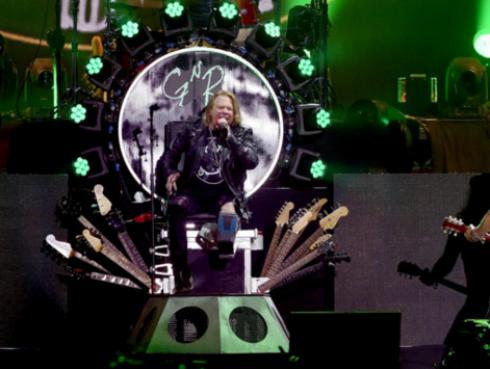 Guns N' Roses y The Who confirman fecha en Argentina, ¿se acercan a Lima?