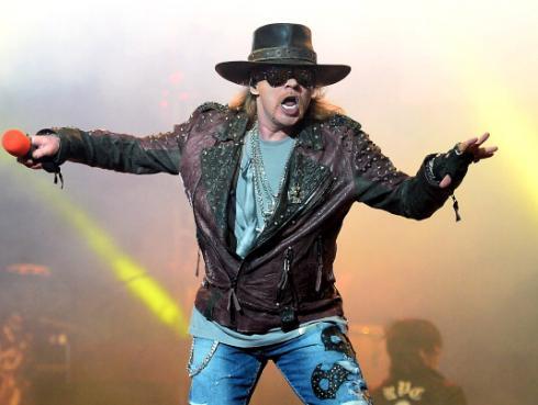 ¡Diario chileno confirma llegada de Guns N' Roses a Sudamérica!