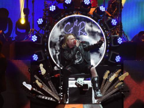 ¿Guns N' Roses y The Who tocarán en Lima en octubre?