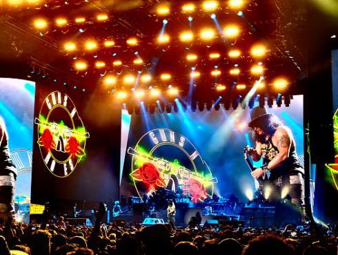 10 canciones de Guns N' Roses que queremos escuchar en vivo [VIDEOS]