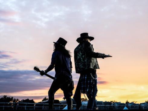 Guns N' Roses: ¿Cómo se conocieron Axl, Slash y Duff McKagan?