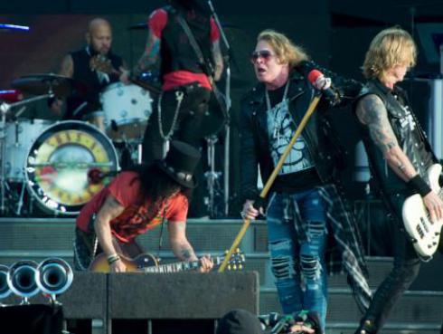 Guns N' Roses: conoce la discografía completa de la banda