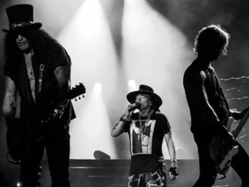 Guns N' Roses demandó a cervecería por usar nombre de la banda