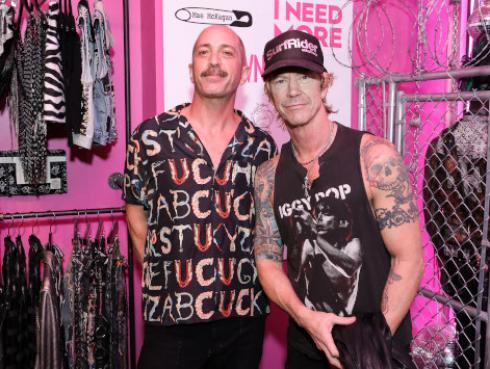Guns N' Roses: Duff McKagan prepara su