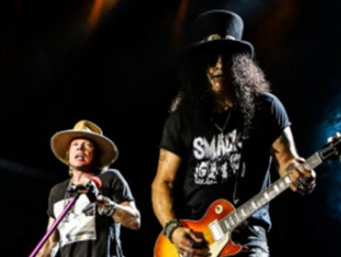 Guns N' Roses hizo cover de 'Black Hole Sun' para homenajear a Chris Cornell [VIDEOS]