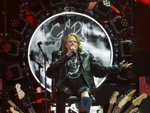 ¿Guns N' Roses y un grupo de rap en un tour juntos? Esto fue lo que sucedió a inicios de los 90