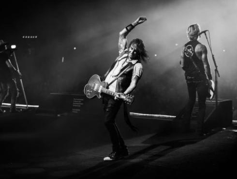 Guns N' Roses: guitarrista reveló que tienen planeado lanzar un nuevo disco este 2020