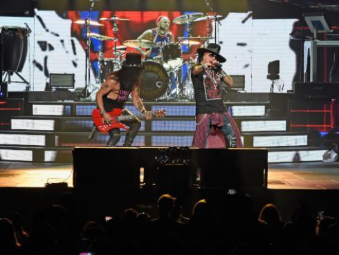 Guns N' Roses iniciará las grabaciones de su nuevo disco en agosto